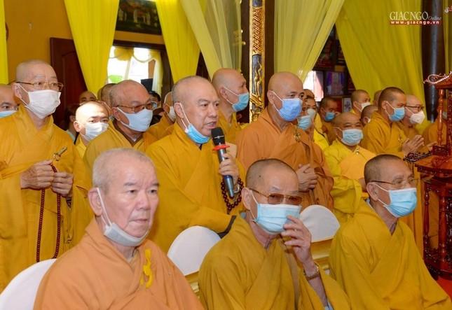 Lễ nhập kim quan Hòa thượng Thích Nhật Ấn tại Tổ đình Long Thạnh ảnh 7