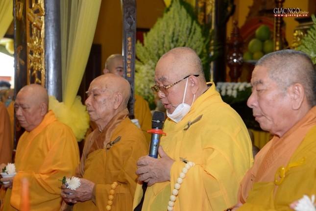 Lễ nhập kim quan Hòa thượng Thích Nhật Ấn tại Tổ đình Long Thạnh ảnh 8