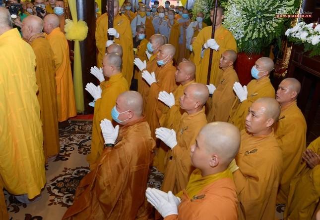Lễ nhập kim quan Hòa thượng Thích Nhật Ấn tại Tổ đình Long Thạnh ảnh 15