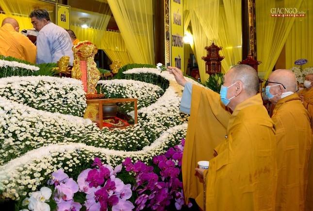 Lễ nhập kim quan Hòa thượng Thích Nhật Ấn tại Tổ đình Long Thạnh ảnh 12