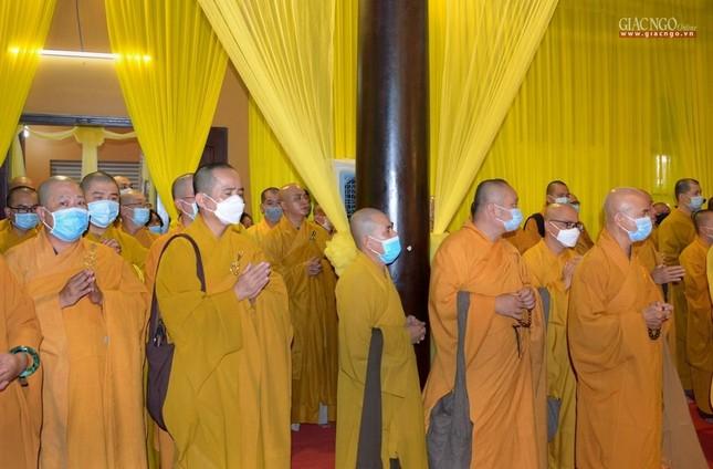 Lễ nhập kim quan Hòa thượng Thích Nhật Ấn tại Tổ đình Long Thạnh ảnh 16