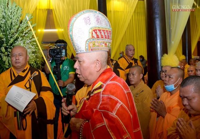 Lễ nhập kim quan Hòa thượng Thích Nhật Ấn tại Tổ đình Long Thạnh ảnh 21
