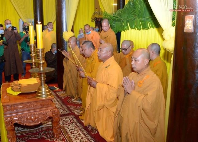 Lễ nhập kim quan Hòa thượng Thích Nhật Ấn tại Tổ đình Long Thạnh ảnh 25