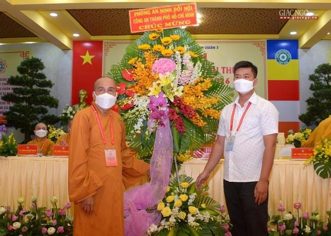 Đại hội đại biểu Phật giáo quận 3 đã suy cử Tân Ban Trị sự nhiệm kỳ 2021-2026 với 34 thành viên ảnh 19