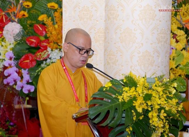 Đại hội đại biểu Phật giáo quận 3 đã suy cử Tân Ban Trị sự nhiệm kỳ 2021-2026 với 34 thành viên ảnh 20