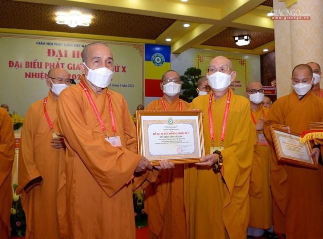 Đại hội đại biểu Phật giáo quận 3 đã suy cử Tân Ban Trị sự nhiệm kỳ 2021-2026 với 34 thành viên ảnh 5