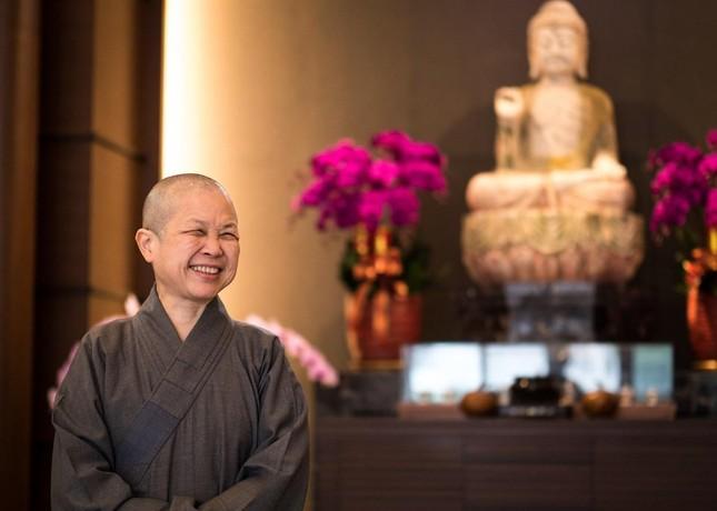 Ni sư Chiếu Huệ được tặng Giải thưởng Hòa bình Niwano lần thứ 38 ảnh 1