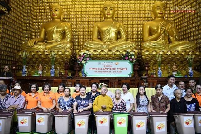 Những điểm son của Phật giáo quận 10 ảnh 4