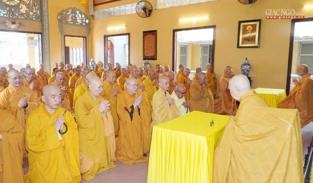 Những điểm son của Phật giáo quận 10 ảnh 1