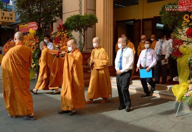Đại hội đại biểu Phật giáo quận 10 lần thứ X nhiệm kỳ 2021-2026 thành công tốt đẹp ảnh 6