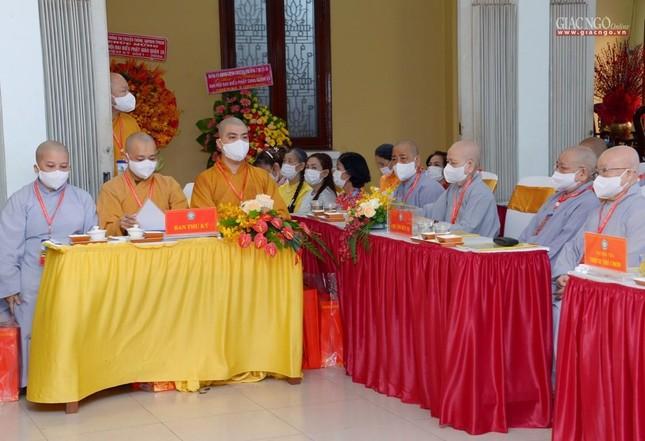 Đại hội đại biểu Phật giáo quận 10 lần thứ X nhiệm kỳ 2021-2026 thành công tốt đẹp ảnh 11
