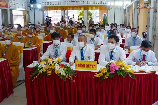 Đại hội đại biểu Phật giáo quận 10 lần thứ X nhiệm kỳ 2021-2026 thành công tốt đẹp ảnh 10