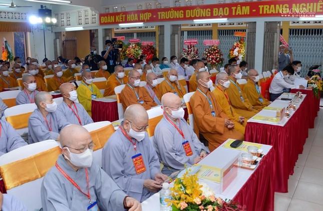Đại hội đại biểu Phật giáo quận 10 lần thứ X nhiệm kỳ 2021-2026 thành công tốt đẹp ảnh 9