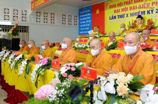 Đại hội đại biểu Phật giáo quận 10 lần thứ X nhiệm kỳ 2021-2026 thành công tốt đẹp ảnh 7