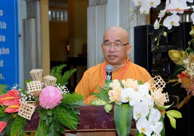 Đại hội đại biểu Phật giáo quận 10 lần thứ X nhiệm kỳ 2021-2026 thành công tốt đẹp ảnh 2