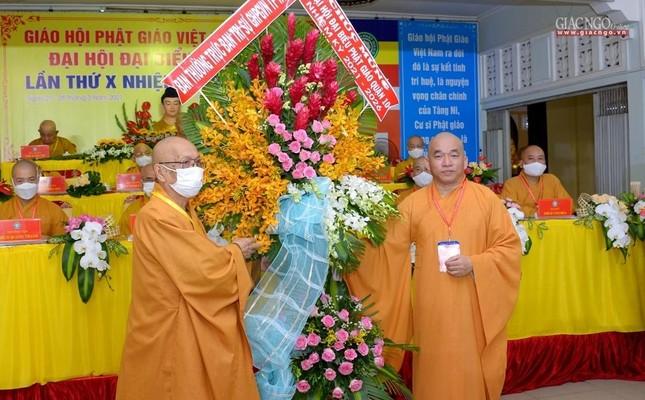 Đại hội đại biểu Phật giáo quận 10 lần thứ X nhiệm kỳ 2021-2026 thành công tốt đẹp ảnh 14