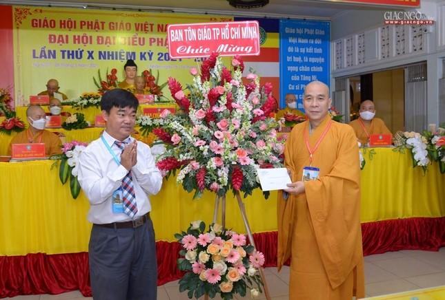 Đại hội đại biểu Phật giáo quận 10 lần thứ X nhiệm kỳ 2021-2026 thành công tốt đẹp ảnh 17