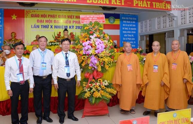 Đại hội đại biểu Phật giáo quận 10 lần thứ X nhiệm kỳ 2021-2026 thành công tốt đẹp ảnh 19