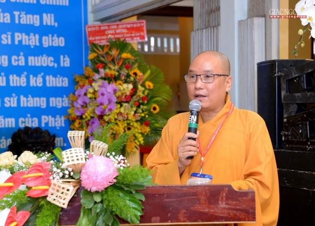 Đại hội đại biểu Phật giáo quận 10 lần thứ X nhiệm kỳ 2021-2026 thành công tốt đẹp ảnh 13
