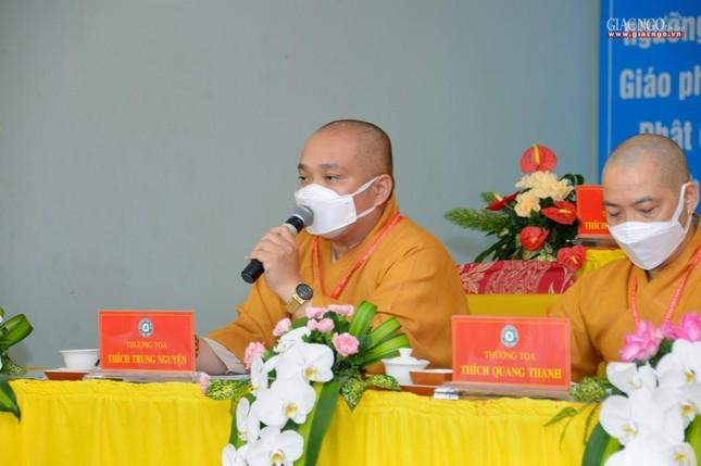 Đại hội đại biểu Phật giáo quận 10 lần thứ X nhiệm kỳ 2021-2026 thành công tốt đẹp ảnh 34