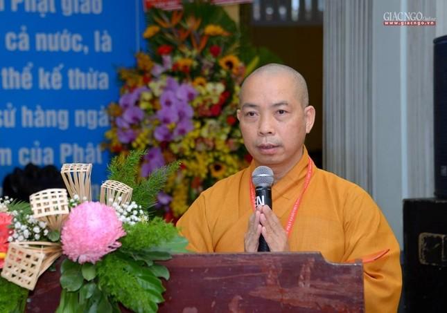 Đại hội đại biểu Phật giáo quận 10 lần thứ X nhiệm kỳ 2021-2026 thành công tốt đẹp ảnh 22