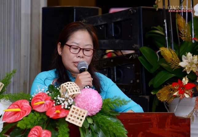 Đại hội đại biểu Phật giáo quận 10 lần thứ X nhiệm kỳ 2021-2026 thành công tốt đẹp ảnh 27