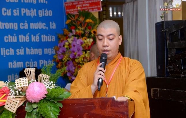 Đại hội đại biểu Phật giáo quận 10 lần thứ X nhiệm kỳ 2021-2026 thành công tốt đẹp ảnh 40