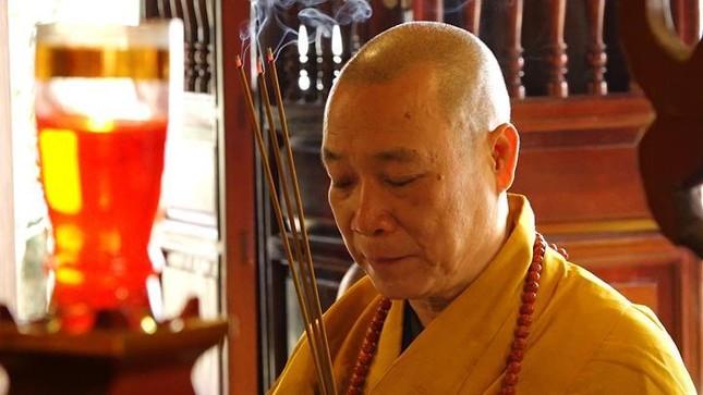 Hà Nội: Trang nghiêm khai mạc Đại giới đàn Phật lịch 2565 ảnh 1