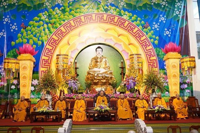 Chính thức truyền giới tại Đại giới đàn Hà Nội Phật lịch 2565 ảnh 8