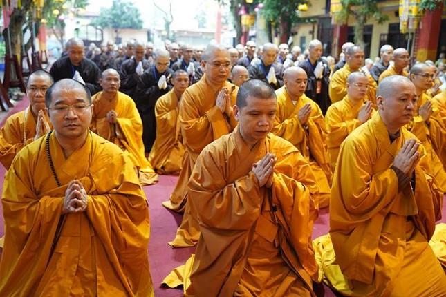 Chính thức truyền giới tại Đại giới đàn Hà Nội Phật lịch 2565 ảnh 9
