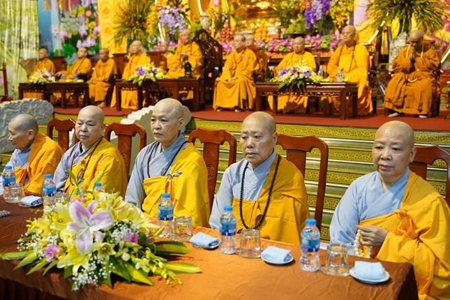 Chính thức truyền giới tại Đại giới đàn Hà Nội Phật lịch 2565 ảnh 17