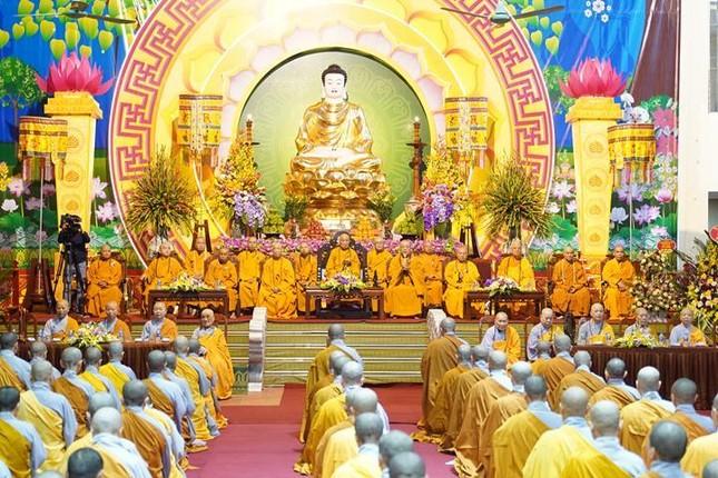Chính thức truyền giới tại Đại giới đàn Hà Nội Phật lịch 2565 ảnh 21