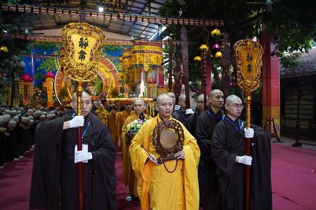 Chính thức truyền giới tại Đại giới đàn Hà Nội Phật lịch 2565 ảnh 34