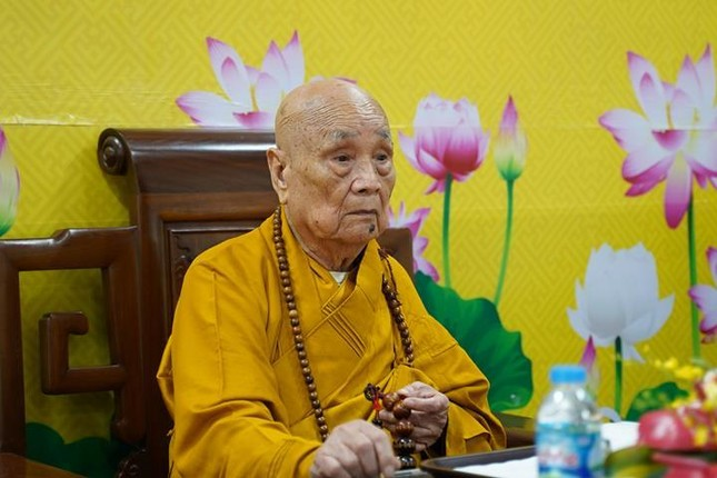 Chính thức truyền giới tại Đại giới đàn Hà Nội Phật lịch 2565 ảnh 40