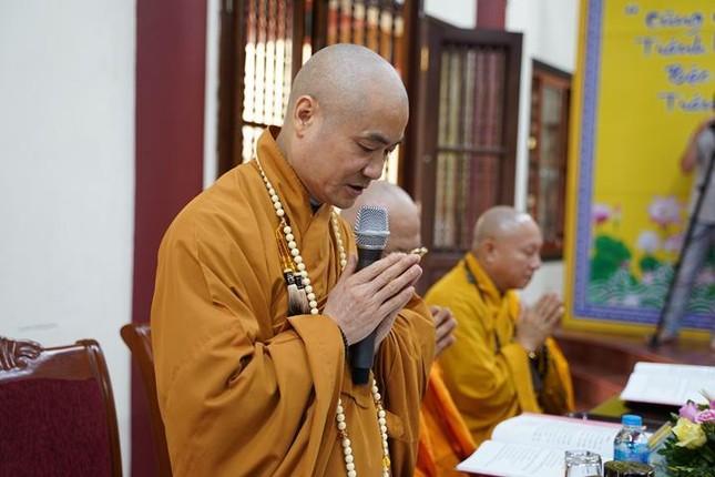 Chính thức truyền giới tại Đại giới đàn Hà Nội Phật lịch 2565 ảnh 42
