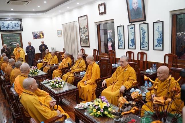 Chính thức truyền giới tại Đại giới đàn Hà Nội Phật lịch 2565 ảnh 3