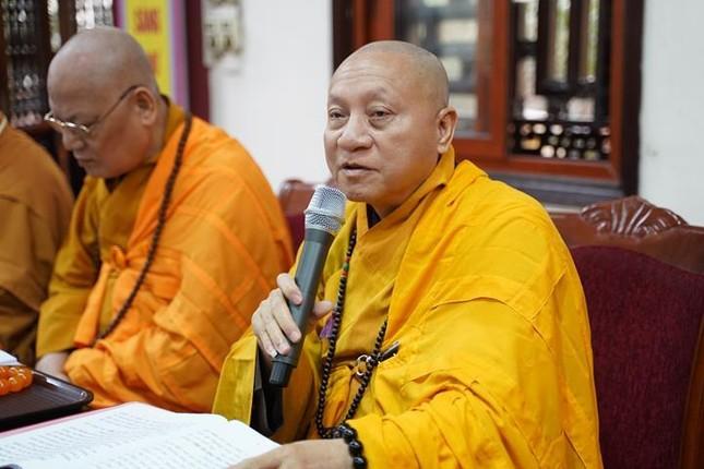 Chính thức truyền giới tại Đại giới đàn Hà Nội Phật lịch 2565 ảnh 83