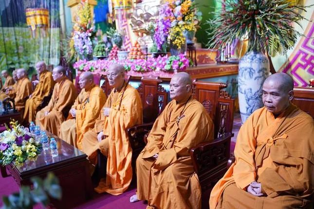 Chính thức truyền giới tại Đại giới đàn Hà Nội Phật lịch 2565 ảnh 97