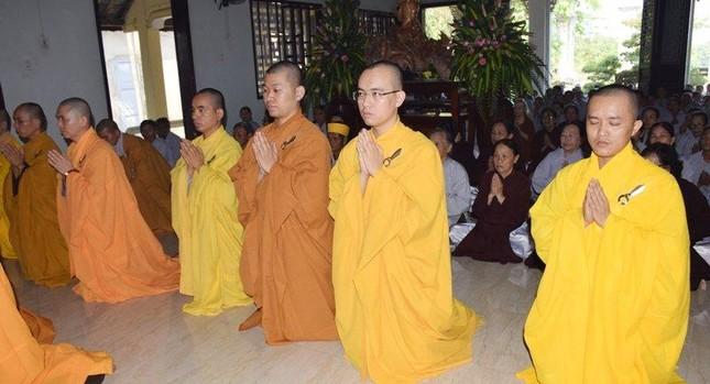 Lễ tưởng niệm Hòa thượng Thích Chánh Trực (1931-1995) tại Huế và Quảng Trị ảnh 17