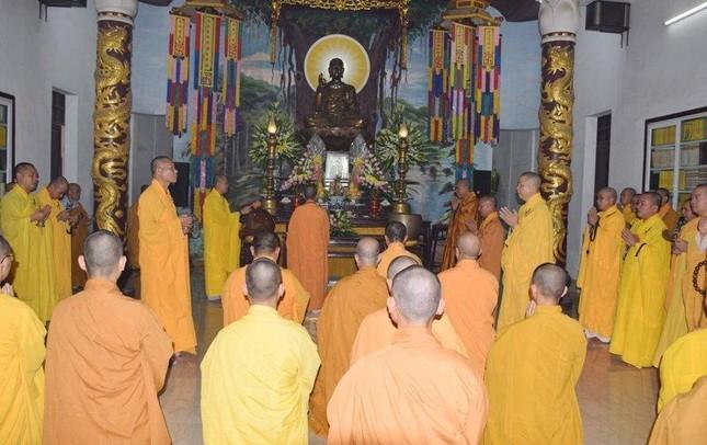 Lễ tưởng niệm Hòa thượng Thích Chánh Trực (1931-1995) tại Huế và Quảng Trị ảnh 13