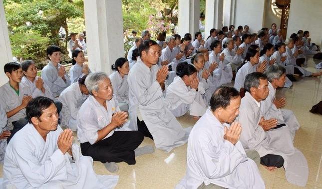 Lễ tưởng niệm Hòa thượng Thích Chánh Trực (1931-1995) tại Huế và Quảng Trị ảnh 20