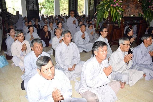 Lễ tưởng niệm Hòa thượng Thích Chánh Trực (1931-1995) tại Huế và Quảng Trị ảnh 18