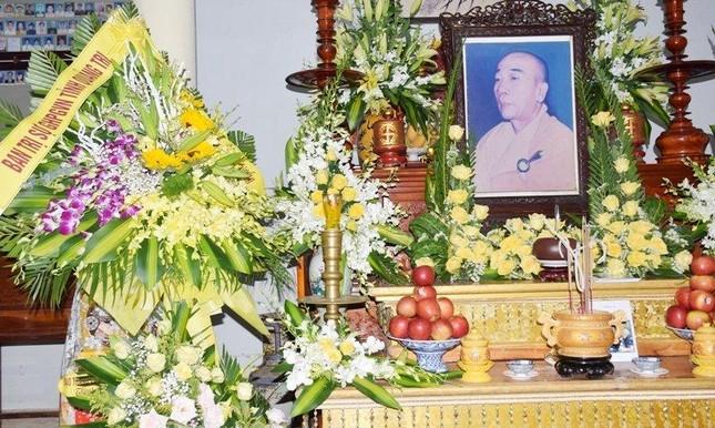 Lễ tưởng niệm Hòa thượng Thích Chánh Trực (1931-1995) tại Huế và Quảng Trị ảnh 3
