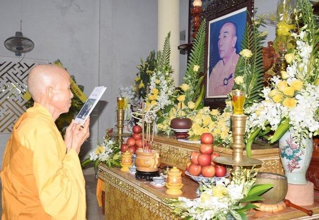 Lễ tưởng niệm Hòa thượng Thích Chánh Trực (1931-1995) tại Huế và Quảng Trị ảnh 6