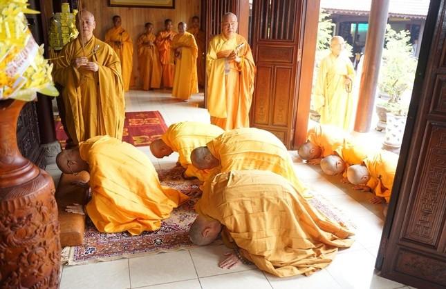 Lễ tưởng niệm Hòa thượng Thích Chánh Trực (1931-1995) tại Huế và Quảng Trị ảnh 4