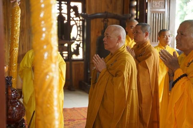 Lễ tưởng niệm Hòa thượng Thích Chánh Trực (1931-1995) tại Huế và Quảng Trị ảnh 9