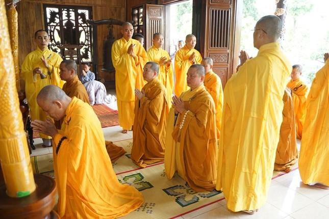 Lễ tưởng niệm Hòa thượng Thích Chánh Trực (1931-1995) tại Huế và Quảng Trị ảnh 10