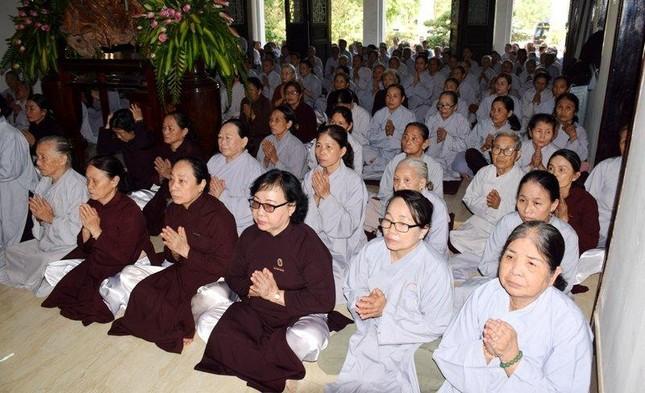 Lễ tưởng niệm Hòa thượng Thích Chánh Trực (1931-1995) tại Huế và Quảng Trị ảnh 19