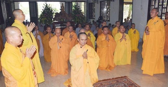 Lễ tưởng niệm Hòa thượng Thích Chánh Trực (1931-1995) tại Huế và Quảng Trị ảnh 16