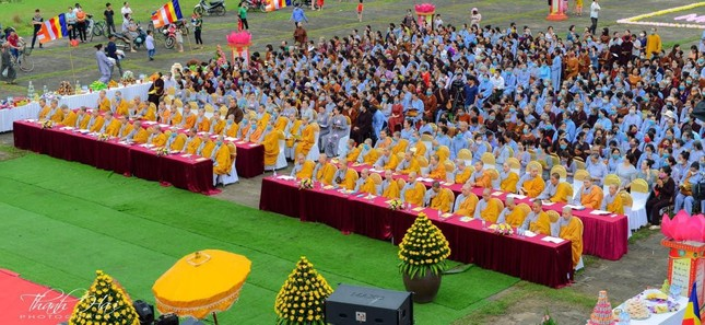 Ninh Bình: Lễ cầu quốc thái dân an và hoa đăng ở cố đô Hoa Lư ảnh 14